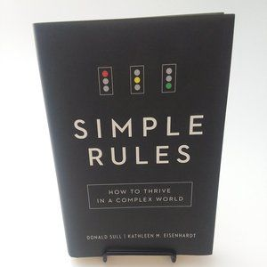 Book: Simple Rules Donald Sull Kathleen Eisenhardt